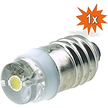 led Culot Cree Vis D'exploitation Led W Ampoule 0 De 6 DynamoCourant Acdc Do À Alternatif Et Continu E10 Pour 9DYWH2IE