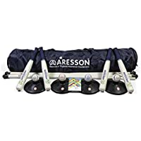 Aresson Classic Rounders Set - Blue, 125 cm