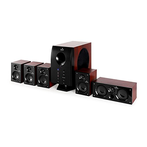 4173FRnHg8L. SS500  - AUNA Area 525-5.1 surround sound system, home cinema