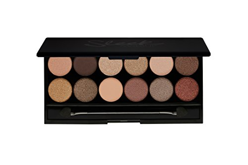Sleek MakeUP I-divine Palette Ombre à Paupières 429 All Night Long 13,2 g