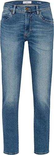BRAX Herren Straight Jeans Style.Cadiz, Blau (Ocean Water 29), W40/L30 (Herren Jeans 29x30)
