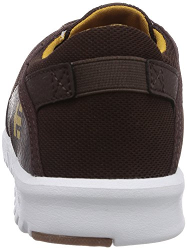 Etnies Scout, Chaussures de skateboard homme Marron (Brown/White/Gum/218)
