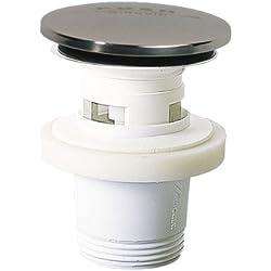 Wirquin SP50299 Quick-clac Bonde de lavabo sans trop-plein Chrome