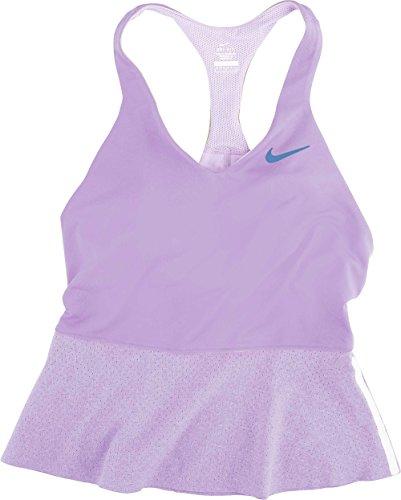 Nike Damen Top Premier Maria Tank Tops, Flieder, S -
