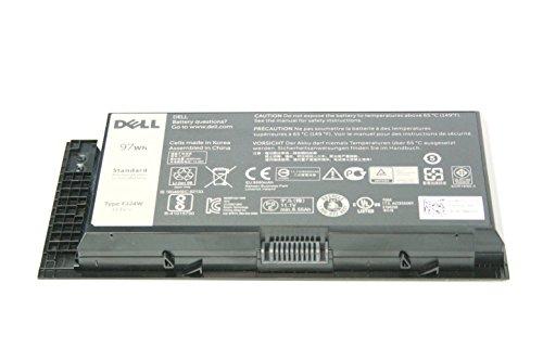 DELL WD6D1 Lithium-ION (Li-ION) 8550mAh 11.1V Batterie Rechargeable - Batteries Rechargeables (8550 mAh, 97 Wh, Lithium-ION (Li-ION), 11,1 V, Noir, 1 pièce(s))