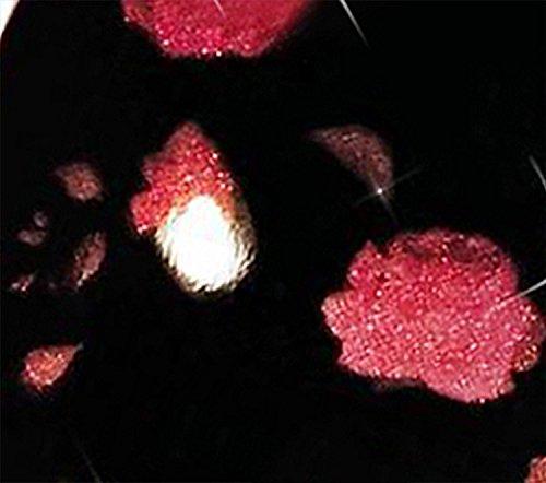 Cover per iPhone 7 Diamante , Custodia per iPhone 7,Bonice Bling Glitter Full Body Lusso Cristallo Strass Morbida Rubber [Rotazione Grip Ring Kickstand] con Supporto Dellanello Shock-Absorption Bumpe Modello 02