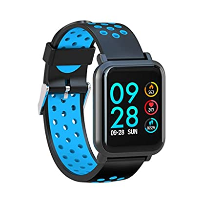 Leotec Smartwatch Helse Color Azul