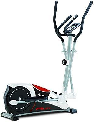 BH Fitness Athlon Run G2334RF Bicicleta elíptica. Regulación manual. Monitor LCD. Ruedas de transporte