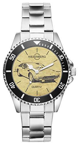Regalo para Lamborghini Jarama Oldtimer Fan Conductor Kiesenberg Reloj 6377