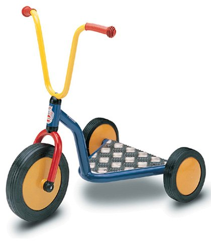 Winther Mini Viking Primary Wide Base Scooter