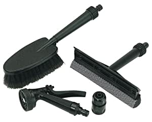 draper 61206 pour pour nettoyer votre voiture 4 pi ces de nettoyage de vitres auto. Black Bedroom Furniture Sets. Home Design Ideas