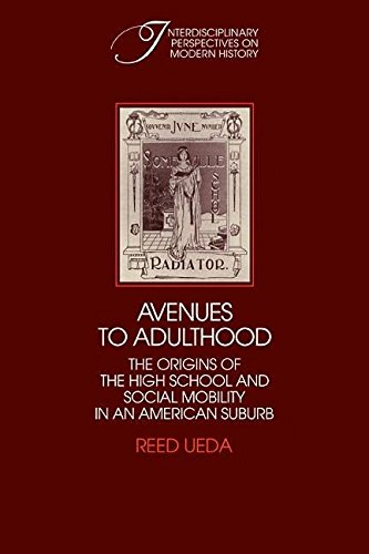 [(Avenues to Adulthood : The Origins of the High School and Social Mobility in an American Suburb)] [By (author) Reed Ueda] published on (January, 2009)