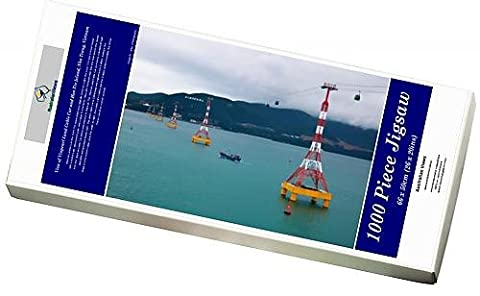 Photo Jigsaw Puzzle of View of Vinpearl Land Cable Car