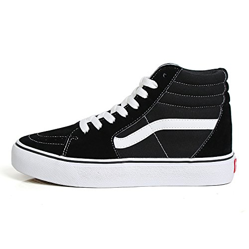 gli uomini sono casualmente espadrilli, autunno e inverno, tela di scarpe, scarpe da skateboard, hip hop, scarpe black