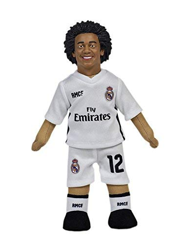 Producto Oficial Real Madrid CF Muñeco Real Madrid CF 2018-2019 Peluche -  25cm - f07f4ed4dc47d