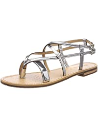Amazon.it: sandali donna geox Argento: Scarpe e borse