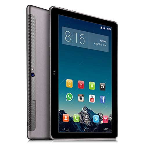 tablet con sim 4G LTE Tablet 10 Pollici HD - TOSCIDO W109 Android 7.0