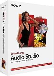 Sony Sound Forge Audio Studio 8 (Pc)