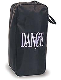 Roch Valley Dance - Funda para zapatos de danza negro negro Talla:talla única