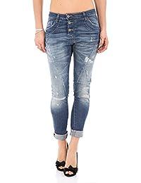PLEASE - P78abq2dq7 femme jeans pantalon baggy