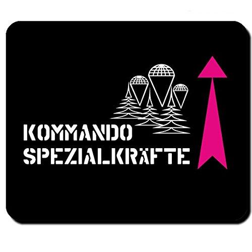 Kommando Spezialkräfte- Bundeswehr Division KSK Spezielle Operationen Elite Eingreif Stabilisierungskräften Spezial - Mauspad Mousepad Computer Laptop PC #7487