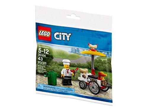 LEGO CITY 30356 VENDEDOR DE PERRITOS POLYBAG