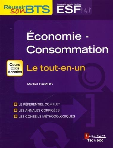 Economie-Consommation : Le tout-en-un