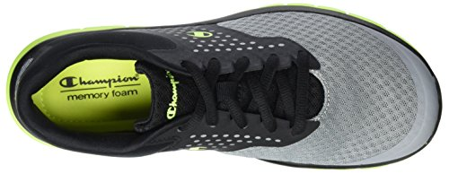 Champion Low Cut Shoe Alpha, Chaussures de Running Compétition Homme Multicolore (Dog/nbk/syf)