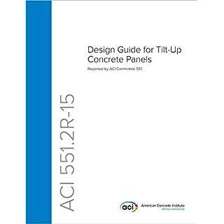 ACI 551.2R-15: Design Guide for Tilt-Up Concrete Panels