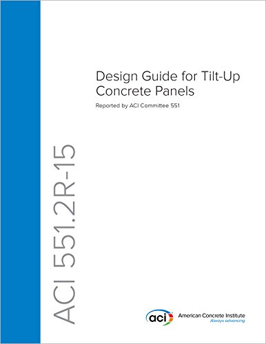 Pdf aci 5512r 15 design guide for tilt up concrete panels epub pdf aci 5512r 15 design guide for tilt up concrete panels epub fandeluxe Gallery