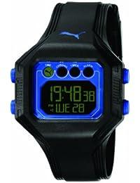 Puma Herren-Armbanduhr Digital Quarz Plastik PU910771003