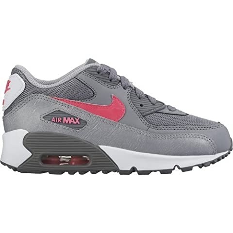 Air Max Rose Enfant - Nike Air Max 90 Mesh (PS), Chaussures