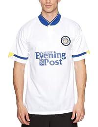 54d0a61ad Score Draw Official Retro Leeds United 1992 Men s Football Shirt