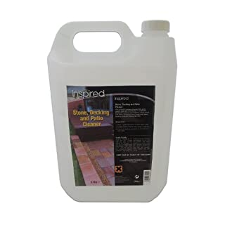 Inspired 5L Concentrated Stone Decking/Patio Cleaner