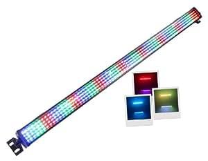 BoomToneDJ Sky Bar 288 LED Projecteur à Leds