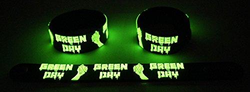 Green Day nuovo. Brillano al buio Bracciale Gdy 198g