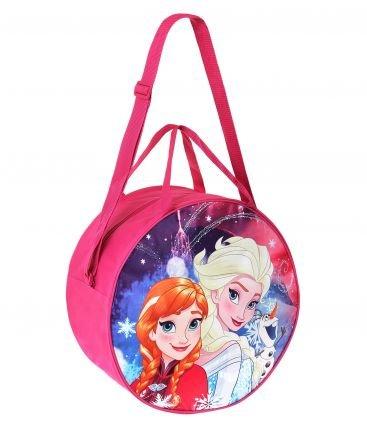 Disney Die Eiskönigin Elsa & Anna Mädchen Handtasche - pink Pink