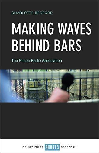 Making waves behind bars: The Prison Radio Association -
