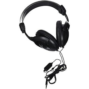Genius HS-505X Micro Casque à large Ecouteurs Noir