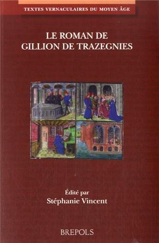 Le roman de Gillion de Trazegnies