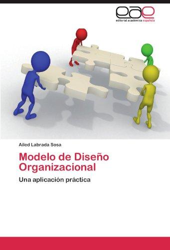 Modelo de Diseno Organizacional por Ailed Labrada Sosa