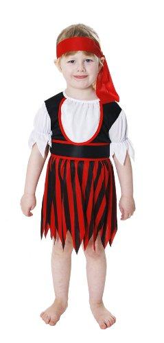 Kleinkind-Piraten-Kostüm für (Kleinkind Kostüme Piraten)