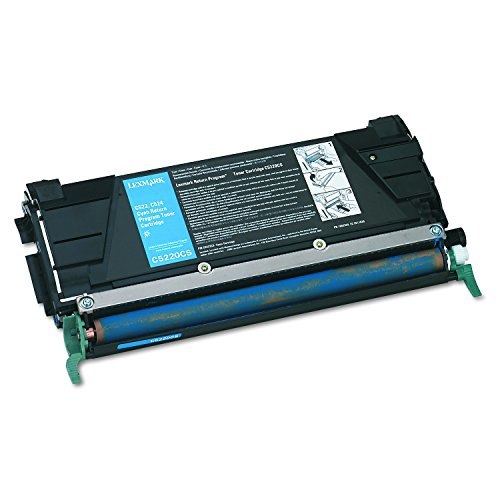 Preisvergleich Produktbild Lexmark C530 Rückgabe-Tonerkassette Cyan, 1.500 Seiten