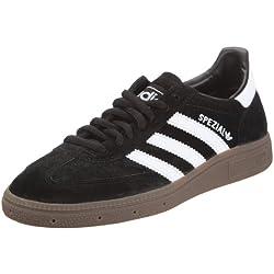 adidas Originals SPEZIAL - Zapatillas de Deporte, Hombre, Negro (Black / Running White Ftw / Gum4), 48
