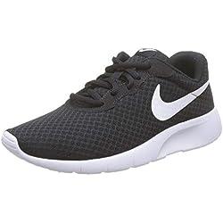 Nike Tanjun (GS), Zapatillas de Running para Niños, Negro (Black White 011), 38 EU