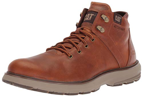 Caterpillar Factor WP TX, Botas Clasicas para Hombre, Marrón Brown, 40 EU