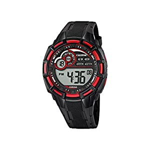 Calypso watches K5625 – Reloj de Cuarzo para Hombre, Correa de plástico