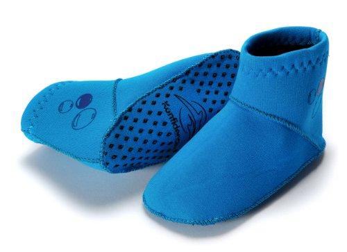 Preisvergleich Produktbild Konfidence / Lampiphant® Paddlers,  B-12-24,  Neoprensocken,  Blau,  12-24 Monate