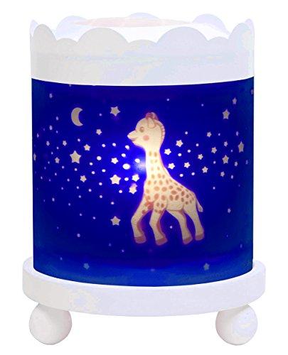 Trousselier 43m63wgb 12V Merry Go Round Sophie die Giraffe Milchstraße Nacht Lampe Preisvergleich