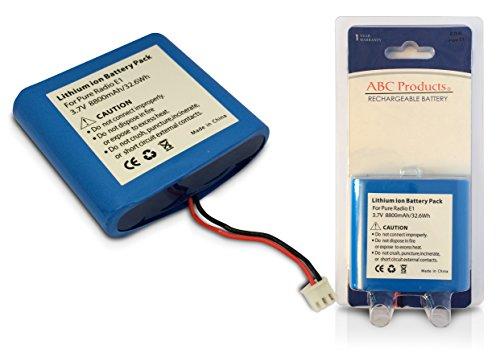 abc-productsr-remplacement-chargepak-e1-vl-61898-vl-60924-vl-60896-batterie-pile-pour-pure-evoke-1s-